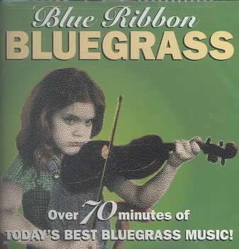 BLUE RIBBON BLUEGRASS (CD)