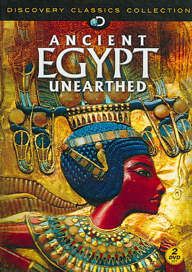 DISCOVERY ANCIENT EGYPT UNEARTHED BY HAWASS,ZAHI (DVD)