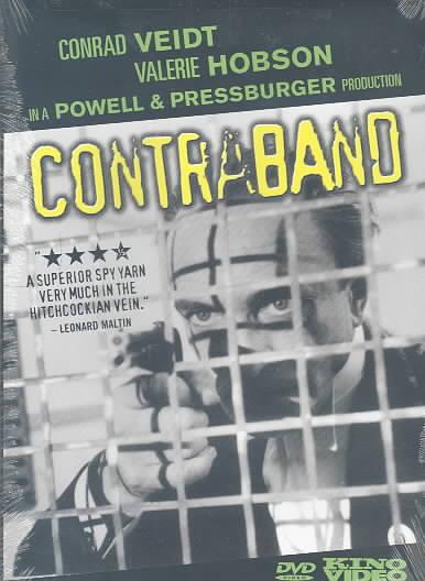 CONTRABAND BY VEIDT,CONRAD (DVD)